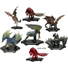 Capcom Figure Builder Monster Hunter Standard Model Plus Vol. 11 Box Set