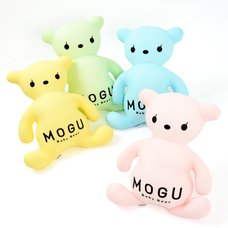 MOGU Pastel Baby Bear Beanbag Cushion Plush Collection