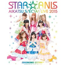 Star Anis Aikatsu! Special Live Tour 2015 Shining Star Complete Blu-ray