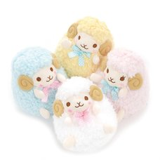 Wooly Sheep Standard Plush Collection