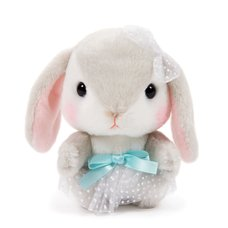 Pote Usa Loppy Tulle Rabbit Plush Collection (Standard)