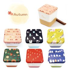 temahima -atelier saison- Autumn Lunch Box Collection