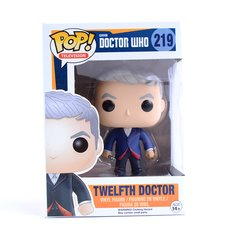 POP! TV No. 219: Doctor Who Twelfth Doctor