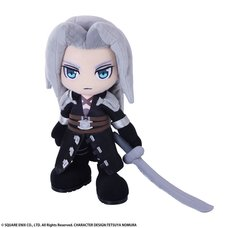 Final Fantasy VII Action Doll Sephiroth Plush