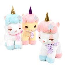 Unicorn no Cony Kirakira Star Plush Collection (Big)