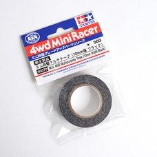 JR Mini 4WD Multipurpose Tape - 10 mm (Black)