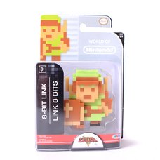 "World of Nintendo 2.5"" Figures Wave 5: 8-Bit Link 