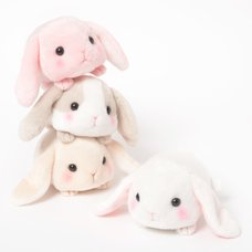 Pote Usa Loppy Tsumikko Rabbit Plush Collection (Standard)
