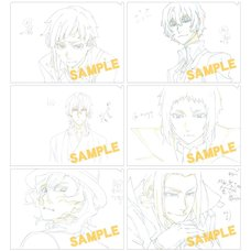 Bungo Stray Dogs Clear File Collection