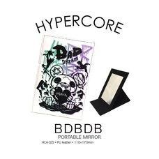 HYPER CORE BDBDB Portable Mirror