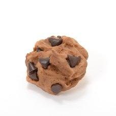 Q-pot. Parlor Chocolate Chip Cookie Clip-on Earring