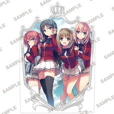 MF Bunko J Summer School Festival 2019 Classroom of the Elite Big Acrylic Stand