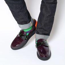 Marqui EVA Toy Slip-On Shoes (Purple)