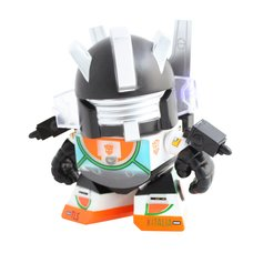 Action Vinyls Transformers Wheel Jack - Al Italia Edition