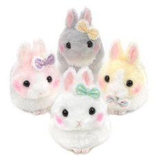 Usa Dama-chan Fuwamoko Ribbon Rabbit Plush Collection (Standard)