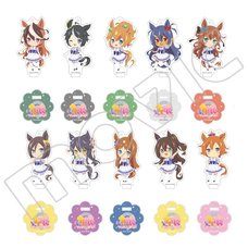 Uma Musume Pretty Derby Acrylic Keychain Collection Vol. 2 Box Set