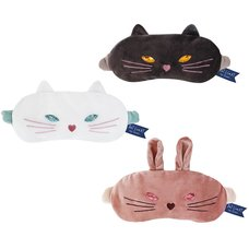 Day Lively Animal Microwave Heating Eye Pillow