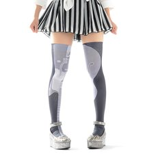 Zettairyoiki Guitar Thigh-High Tights