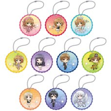 Cardcaptor Sakura: Clear Card Acrylic Keychain Collection