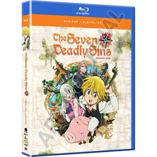 Seven Deadly Sins Season 1 Blu-ray
