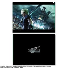 Final Fantasy VII Remake Metallic File Vol. 1