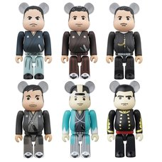 BE@RBRICK Bakumatsu Collection