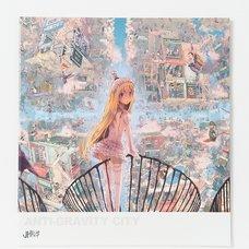 Anti-Gravity City & Resident Art Book Set