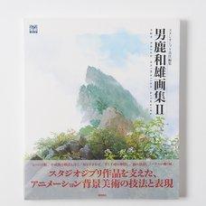Oga Kazuo Animation Artwork: Studio Ghibli Artworks