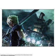 Final Fantasy VII Remake Wall Scroll Vol. 1