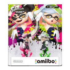 Splatoon Callie & Marie amiibo 2-Pack