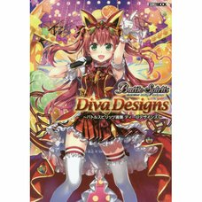 Battle Spirits Artworks: Diva Designs