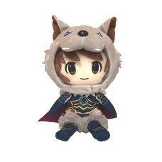 Class Costume for Main Character Plushie: Berserker (Male)