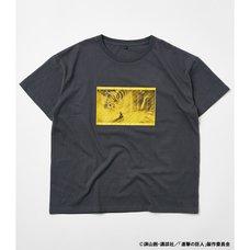 R4G Rod Reiss Dark Gray T-Shirt