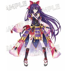 Fantasia Bunko Festival 2019 Date A Live Mini Folding Screen