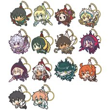 Fate/Grand Order Tsumamare Key Chain Collection Vol. 3