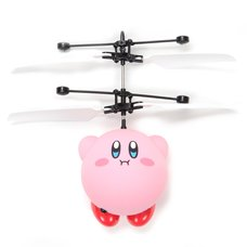 Kirby Hovering Helicopter: Matte Type