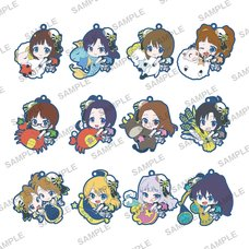 Pita-Colle The Idolm@ster: Stella Stage Rubber Straps Box Set