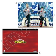 My Hero Academia Charaby Clear File