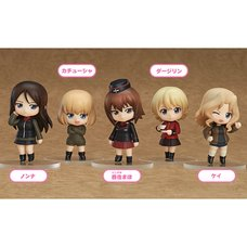 Nendoroid Petite: Girls und Panzer Box Set - Other High Schools Ver.
