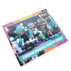 Splatoon Girls Jigsaw Puzzle