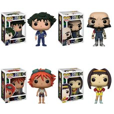 Pop! Animation: Cowboy Bebop - Complete Set