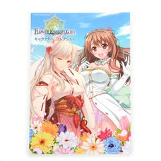 Flower Knight Girl Character Collection