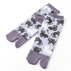 Nagomi Modern Women's Tabi Socks - Mattari Neko