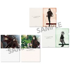 The Case Files of Lord El-Melloi II Clear FIle Set