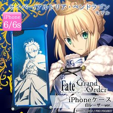 Fate/Grand Order x GILD design Saber/Artoria Pendragon iPhone Case