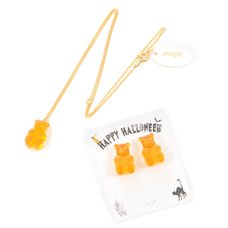 Gargle Halloween Series Gummy Bear Accessories