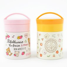 Rilakkuma & Sumikko Gurashi Delica Pots