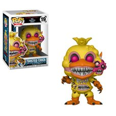 Pop! Books: Five Nights at Freddy's: The Twisted Ones - Twisted Chica