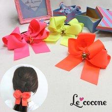 Le cocone Neon Ribbon Hair Tie