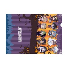 Kagerou Project Halloween Ver. A4 Clear File